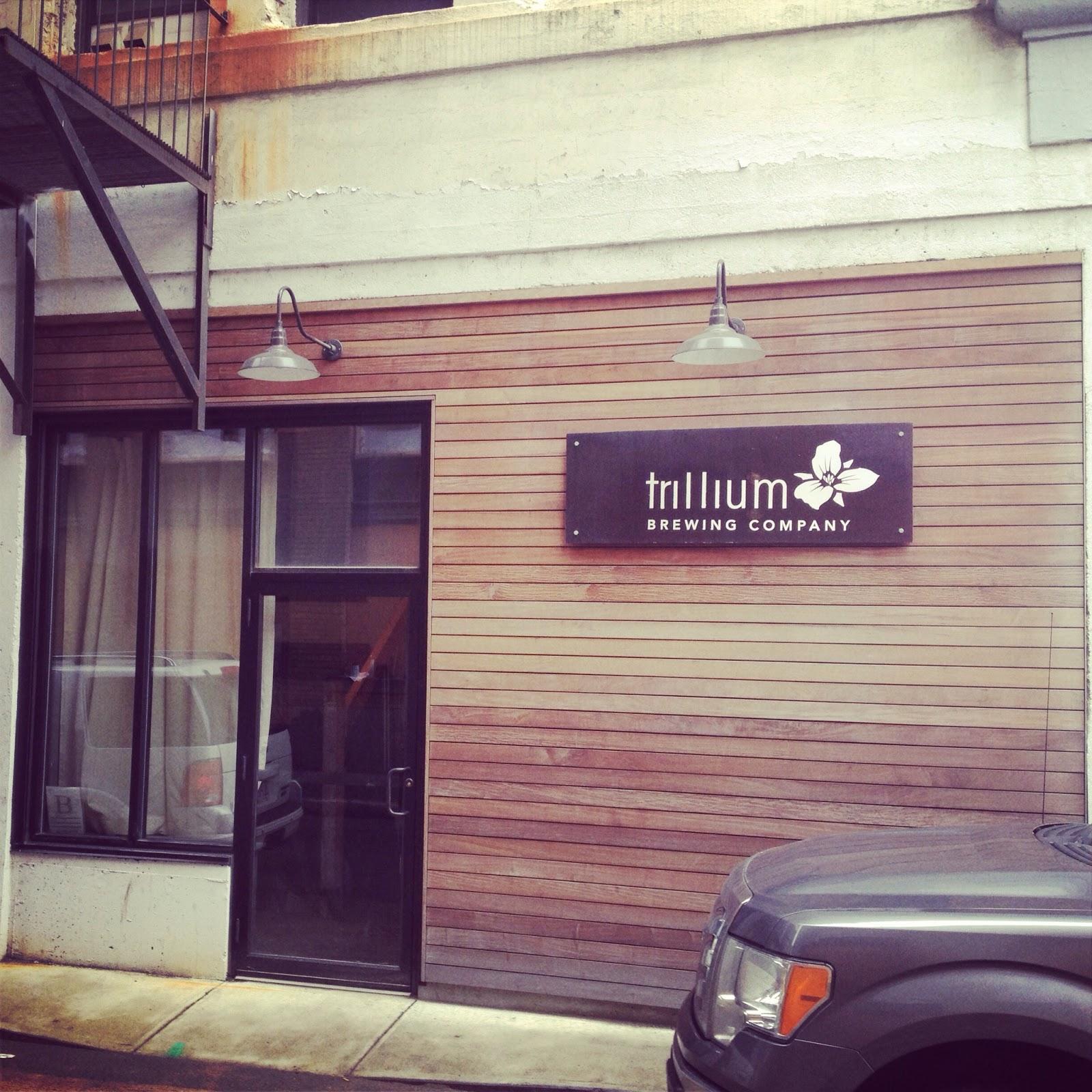 Brew England: Trillium Brewing Company Opens Doors