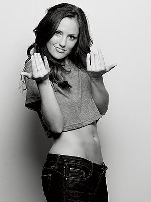 Something is. minka kelly esquire commit