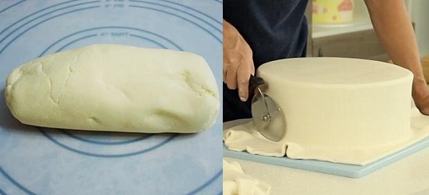 pasta de leite ninho para bolos