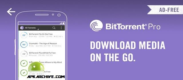 BitTorrent Pro v3.42.309-Pro Version