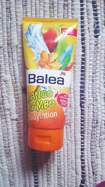 Najgorszy balsam w życiu-Balea Mago Mambo