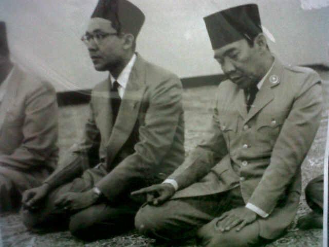 Sukarno, Natsir, Bebek Lumpuh, Hingga Negara Bubar