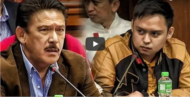 Sen. Sotto Nabisto Ang Sabwatan Ni Trillanes At Mark Taguba