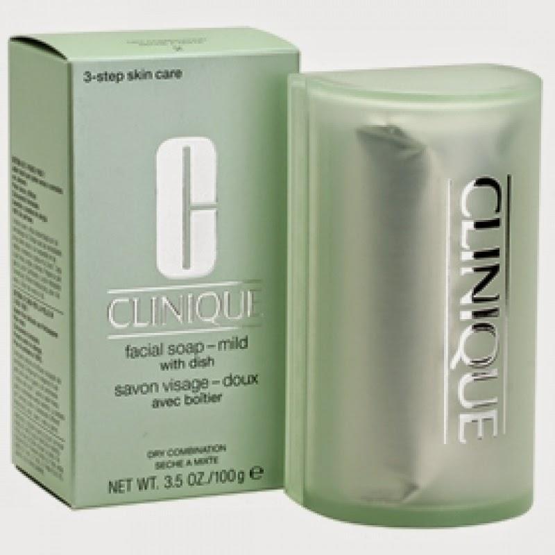 Clinique mild facial soap 52 seems me