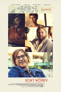 Don't Worry, He Won't Get Far on Foot - Poster & Trailer