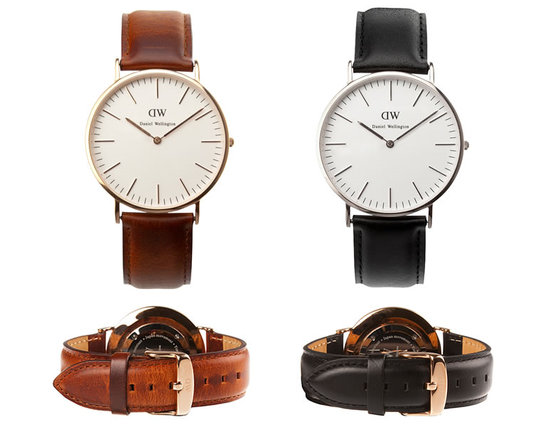 Daniel Wellington Clocks