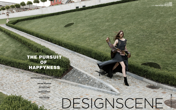 DESIGN SCENE printed issue