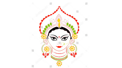 Happy Durga Puja HD Wallpaper