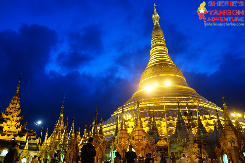 Dating places in yangon
