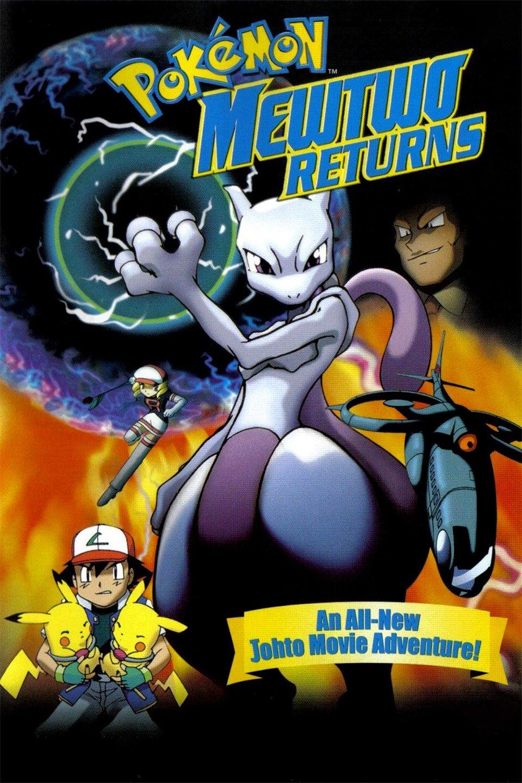 Pokémon: Mewtwo Returns (2000) Full Movie in Hindi HD Download - Flame Pokemon Hindi