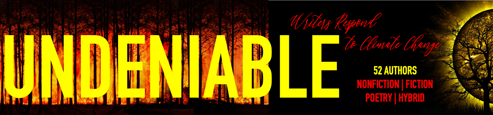 Undeniable header banner