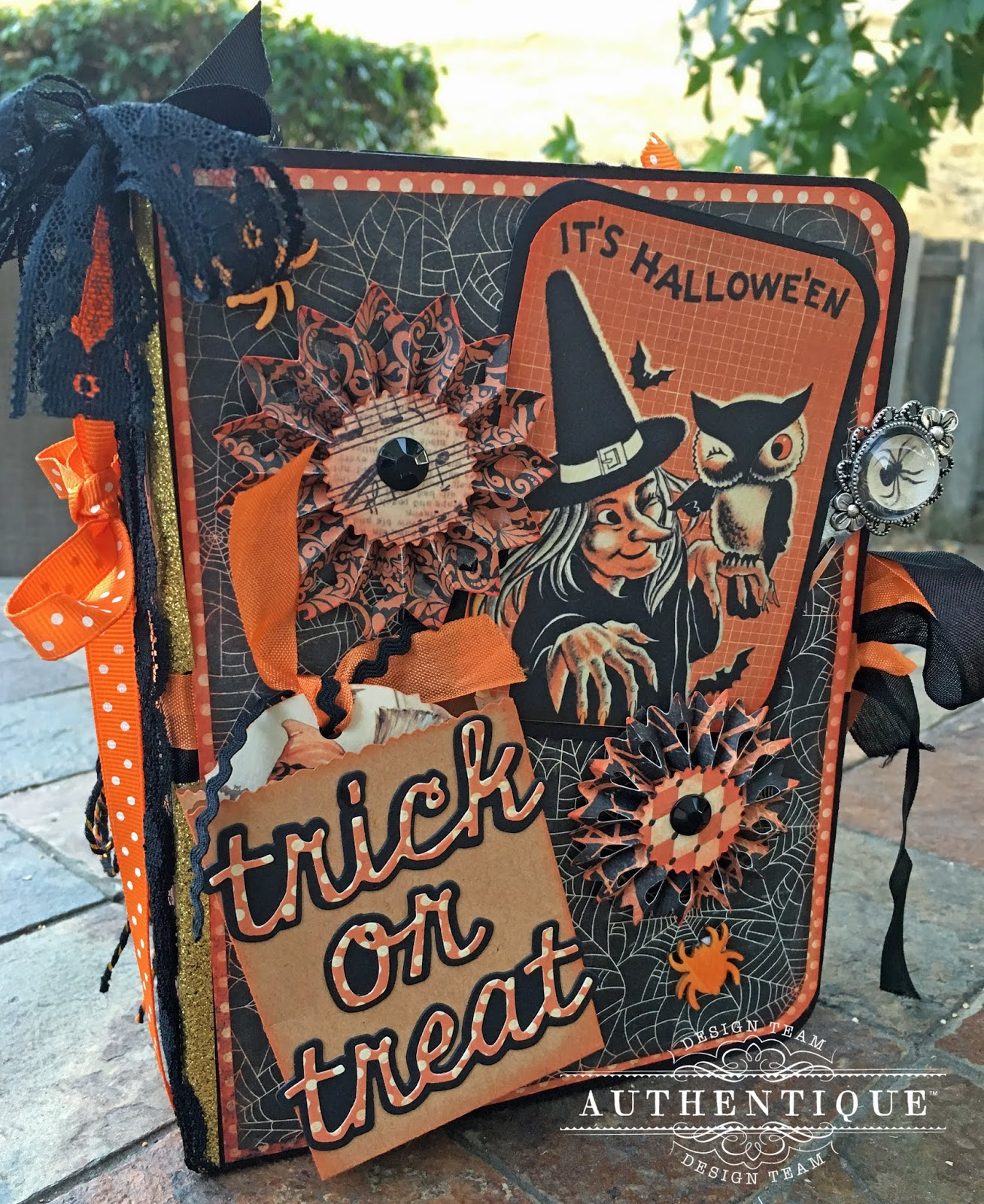 it's halloween! nightfall is here - swoon