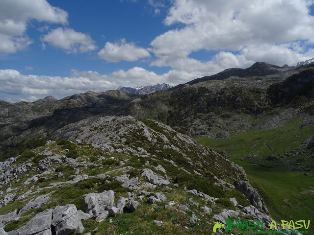 Ruta al Cantu Ceñal: Del Cantu Ceñal a Sobrecornova