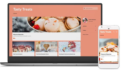 Blogger Introduced New Themes