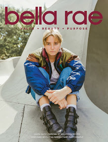 Bella Rae magazine. Issue 12 out now.