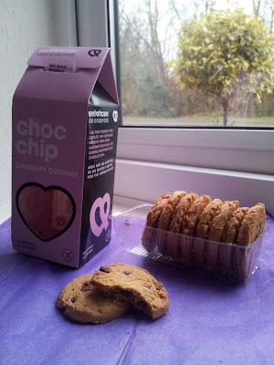 Choc Chip Cookies, Gluten free, free from