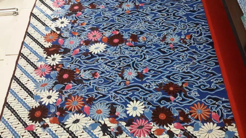 Image result for batik khas cirebon mega mendung