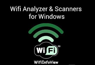 برنامج, كشف, وتتبع, شبكات, واى, فاى, القريبه, مع, إمكانية, الاتصال, بها, WifiInfoView, اخر, اصدار