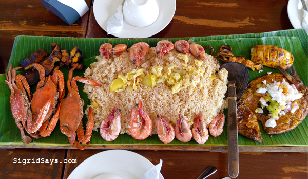 Bacolod restaurants - Palawud Resto Grill - boodle