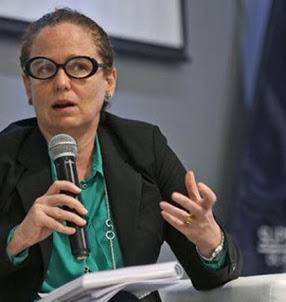 Claudia Cooper sería Ministra de Economía, según agencia Reuters