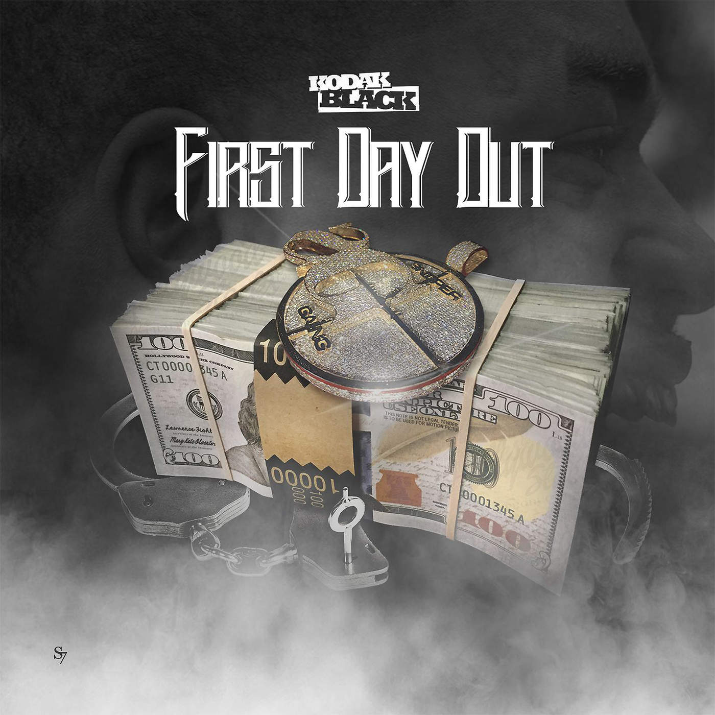 Kodak Black - First Day Out - Single Cover