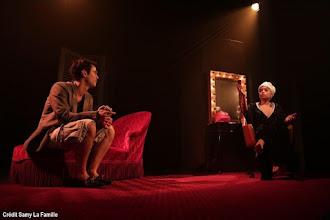 Théâtre : Miss Nina Simone, d'après Gilles Leroy - Avec Jina Djemba, Valentin de Carbonnières - Théâtre de l'Oeuvre