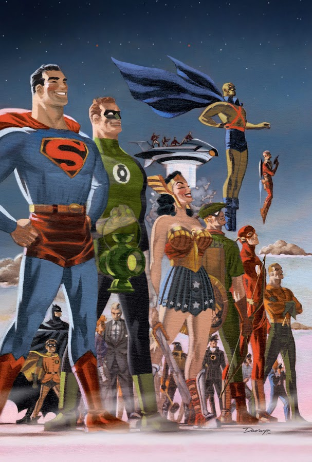 darwyn cooke superman