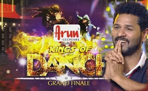 Kings Of Dance Grand Finale 25-09-2016 Vijay TV | Prabhu Deva Kings Of Dance Grand Finale 25th September 2016