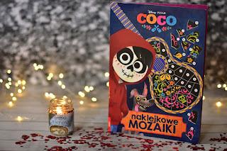 """""""Coco. Naklejkowe mozaiki"""" - książki dla dzieci #4"""
