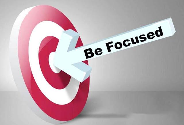 Membangun Fokus ke Target Sampai Goal Anda Tercapai