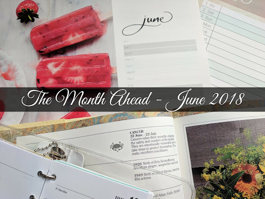The Month Ahead - June 2018