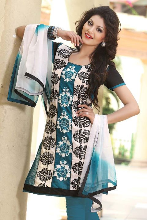 the sale of shoes famous brand large discount Modern Women's Tunic Tops Collection 2012 | Designer Kurtis ...