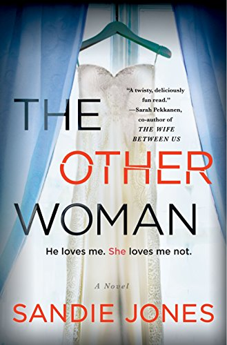 review, reading, fiction, Sandie Jones, The Other Woman, goodreads, Kindle, books, Fridayreads