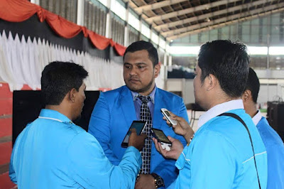 Muhammad Afwi, Ketua Umum DPD KNPI Aceh Timur