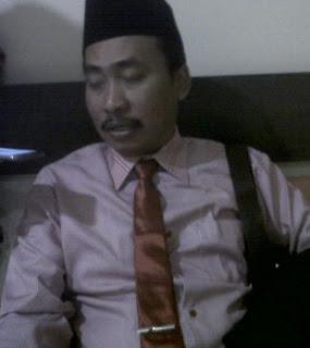 H. Karimullah Dahrujiadi,SP Anggota Pansus Tambang DPRD Jatim