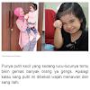 Putri Artis Cantik Ini Punya Mata Indah yang Bikin Netizen Terpukau