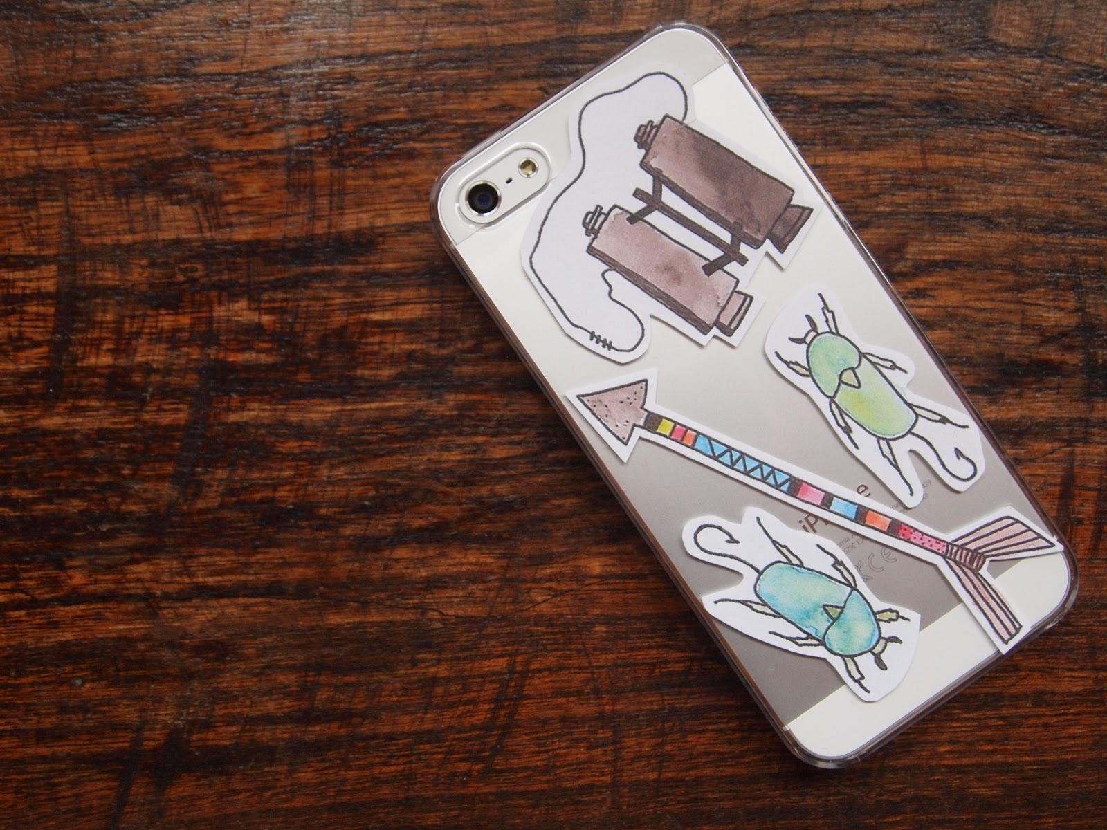 premium selection 04476 4f896 bacon tastes nice!: Easy DIY: Custom Phone Case