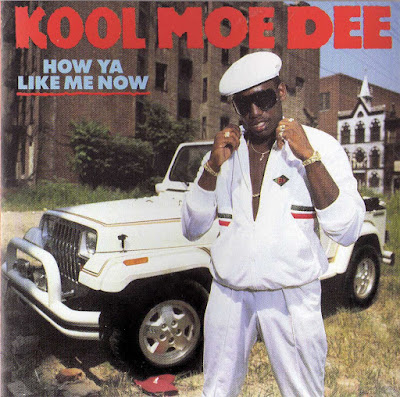 Kool Moe Dee ‎– How Ya Like Me Now (1987) (CD) (FLAC + 320 kbps)