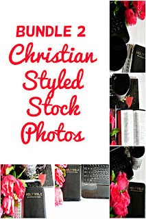 Bundle 2 Christian Styled Stock Photos