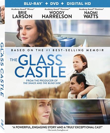 The Glass Castle (El Castillo de Cristal) (2017) m1080p BDRip 8.3GB mkv Dual Audio AC3 5.1 ch