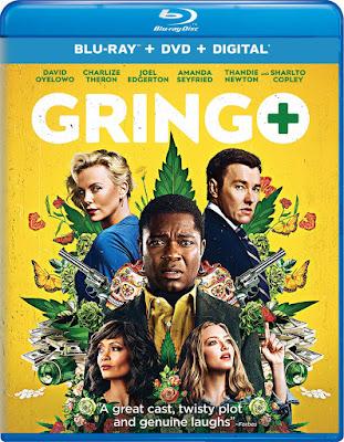 Gringo (2018) Blu-ray