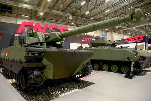 KAPLAN MT, Tank Tempur Medium Buatan PT Pindad (Indonesia) dan FNSS (Turki)