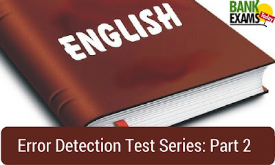 Error Detection Test Series: Part 2