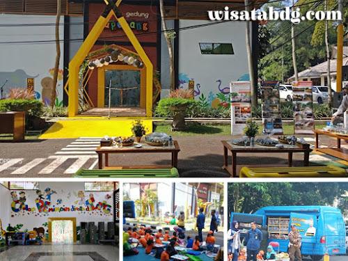 Gedung Capetang Kabupaten Bandung