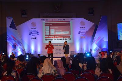 Emil Dardak Menjadi Figur Inspirasi Emtek Goes to Campus Universitas Airlangga