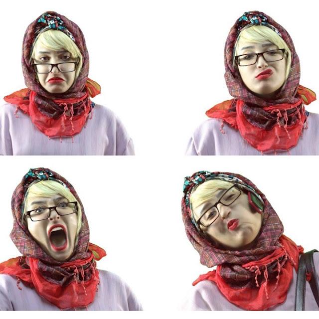 صور الممثلة شروق عبد العزيز