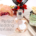 3 Perfect Wedding Perfumes
