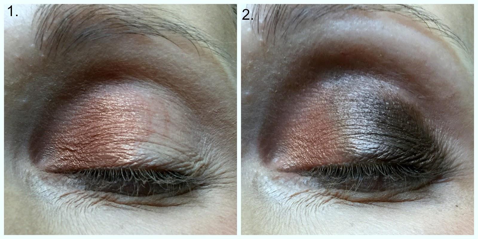 primark nudes eyeshadow palette divine intervention