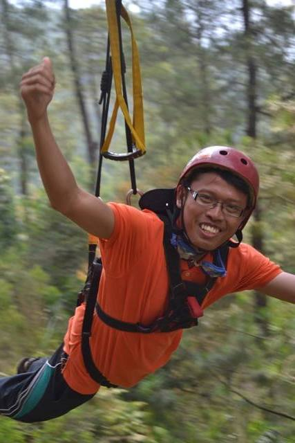 PAKET OUTBOUND FLYINGFOX PANGALENGAN GRAVITY ADVENTURE