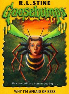 Goosebumps #17: Why I'm Afraid of Bees PDF Download